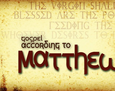 Episode 3: The Gospel of Matthew